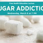 sugar addiction health ed