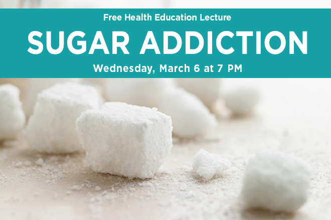 sugar addiction health ed