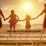 life source lecture