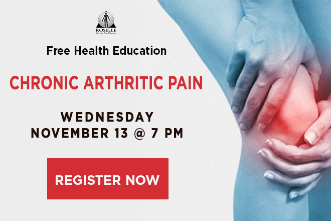 chronic arthritic pain