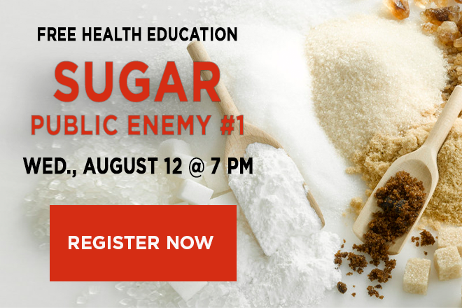 SUGAR: Public Enemy #1 (In-Office Health Lecture)